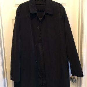 Calvin Klein rain pea coat
